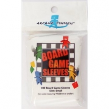 Accessori Cards - 100 card sleeves - board game: 44 x 68 mm - small