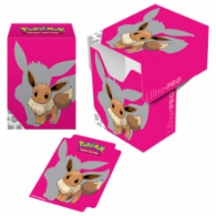 Accessori Cards - Porta mazzo: Deck-box pokemon - eevee