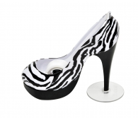 Accessori Fumetti - Dispenser scotch tacco zebra - limited edition: Con rotolo di scotch magic