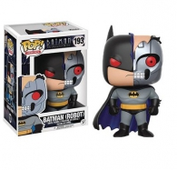 Actionfigure - Funko pop - batman: the animated series: Batman - robot