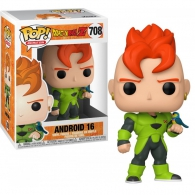 Actionfigure - Funko pop - dragon ball z: Android 16