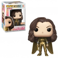 Actionfigure - Funko pop - ww84 - wonder woman: Wonder woman golden armor