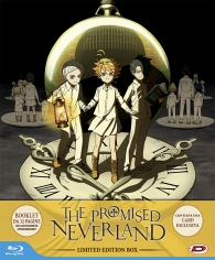 Bluray - Blu-ray the promised neverland