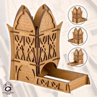 Dadi - Dice tower: Elven