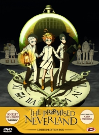 Dvd - Dvd the promised neverland