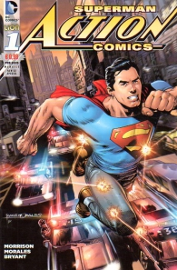 Fumetto - Action comics - the new 52 - special: Serie completa 1/12