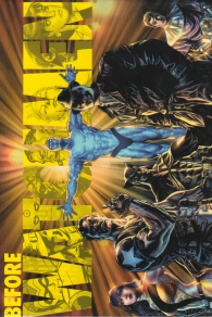 Fumetto - Before watchmen - cofanetto vuoto