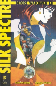 Fumetto - Before watchmen - silk spectre: Serie completa 1/4