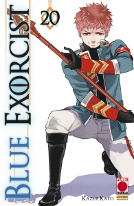 Fumetto - Blue exorcist n.20