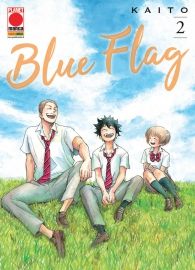 Fumetto - Blue flag n.2