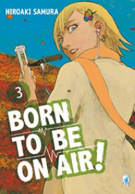Fumetto - Born to be on air n.3
