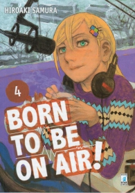 Fumetto - Born to be on air n.4