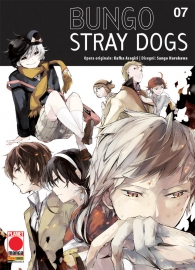 Fumetto - Bungo stray dogs n.7