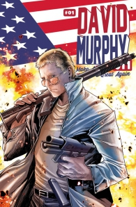 Fumetto - David murphy - 911 - season two n.1: Variant cover metal