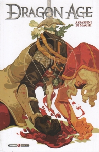 Fumetto - Dragon age n.2: Assassini di maghi