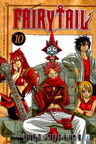 Fumetto - Fairy tail n.10