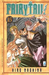 Fumetto - Fairy tail n.15