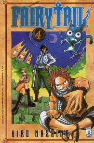 Fumetto - Fairy tail n.4