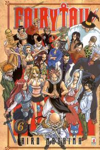 Fumetto - Fairy tail n.6
