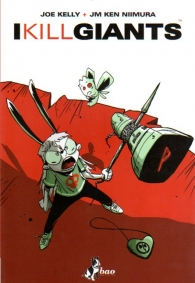 Fumetto - I kill giants: Variant cover zerocalcare
