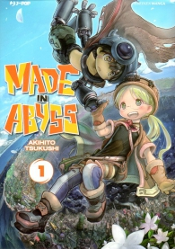 Fumetto - Made in abyss n.1