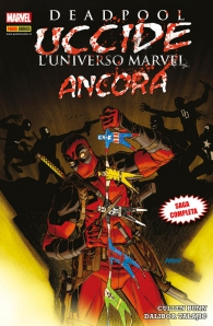 Fumetto - Marvel icon n.39: Deadpool - uccide l'universo marvel ancora