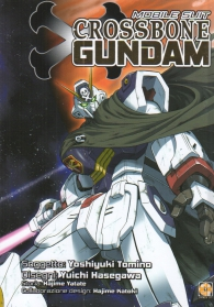 Fumetto - Mobile suit gundam crossbone