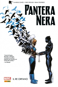 Fumetto - Pantera nera - volume n.3: Il re orfano