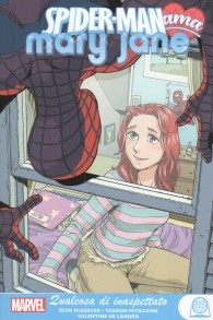 Fumetto - Spider-man ama mary jane - marvel young adult n.2: Qualcosa di inaspettato