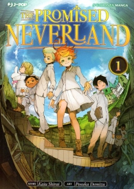 Fumetto - The promised neverland n.1