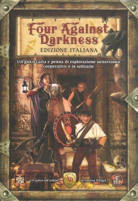Gioco di ruolo - Four against darkness