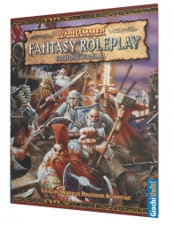 Gioco di ruolo - Warhammer fantasy roleplay: Manuale base
