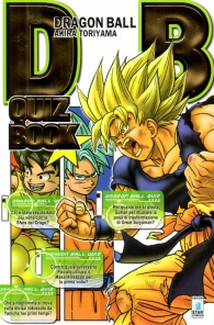 Libro - Dragon ball: Quiz book