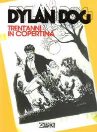Libro - Dylan dog: Trent'anni in copertina