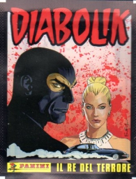 Magazine - Diabolik: Fan blister