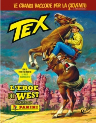 Magazine - Tex l'eroe del west: Sticker album completo e certificato