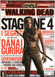 Magazine - The walking dead - il magazine ufficiale n.5