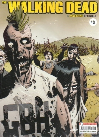 Magazine - The walking dead - il magazine ufficiale - variant cover n.3