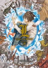 Romanzo - Death note - novel: Change the world