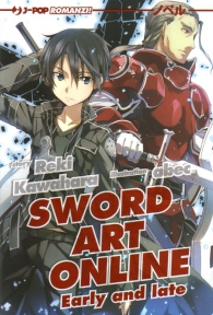 Romanzo - Sword art online - novel - early and late n.1
