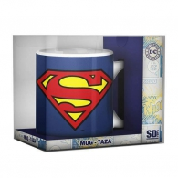 Tazza - Tazza - dc comics: Superman logo