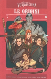 Critical role. Vox machina
