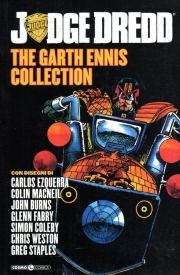 Judge Dredd - The Garth Ennis collection