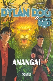 Dylan Dog & Mister No - Ananga