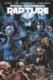 Ninjak - Shadowman - Rapture