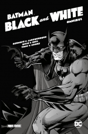 Batman - Black and white